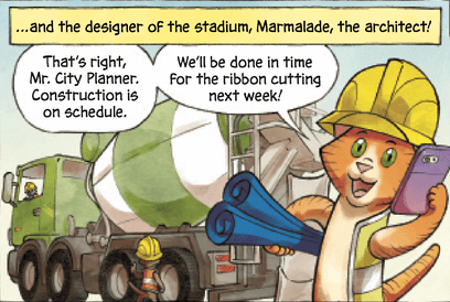 Marmalade from Kitten Construction Company by John Patrick Green via MacMillan