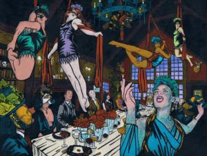 Cynthia von Buhler Invites You to The Illuminati Ball