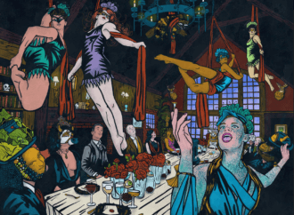 Cynthia von Buhler Invites You to The Illuminati Ball