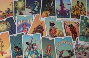 A Fresh Take on Tarot: Isabella Rotman's This Might Hurt Deck