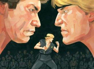 No Mercy! Cobra Kai: The Karate Kid Saga Continues #1