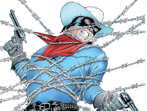 The Lone Ranger: The Devil's Rope Ties You Up in Knots