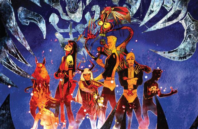 Don't Call Them X-Babies Anymore: New Mutants: War Children #1