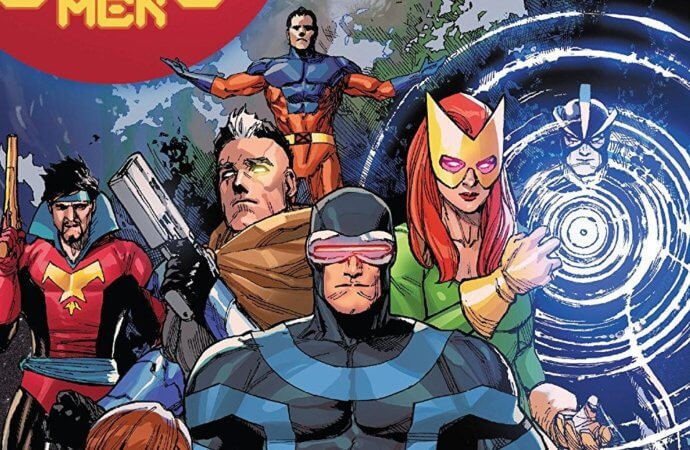X-Men #1: Are We Not Mutants?
