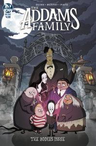 Addams_Fam_BodiesIssue_cvrA01. IDW Publishing.