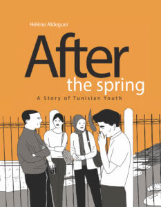 AfterTheSpring-cvr. IDW Publishing.