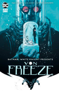 Stylistic Mr. Freeze