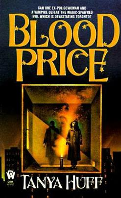 Cover of Blood Price by Tanya Huff