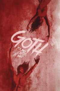 The cover of Goth: Young Lovers at War