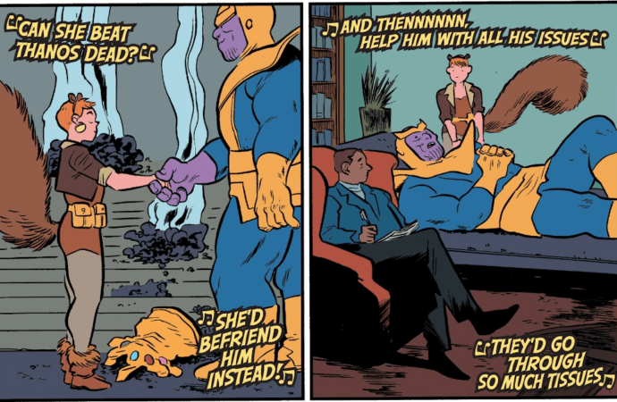 The Unbeatable Squirrel Girl #50 is a Fitting End to a Wonderful Series
