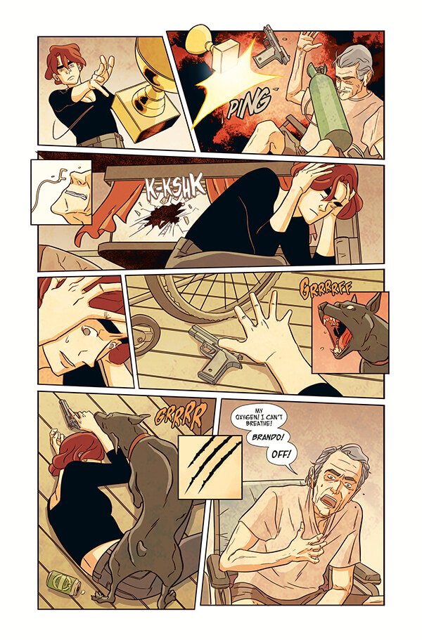 Ruby Falls #3 page 3