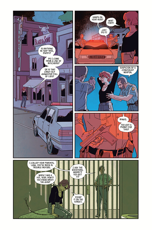 Ruby Falls #3 page 6