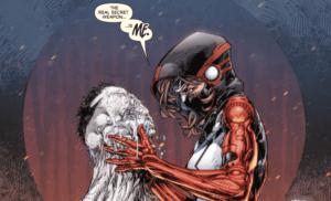 Tim Seeley and Lysa Hawkins on Bloodshot's New Nemesis: Eidolon