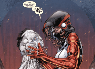 Tim Seeley and Lysa Hawkins on Bloodshot's New Nemesis: Eidolon