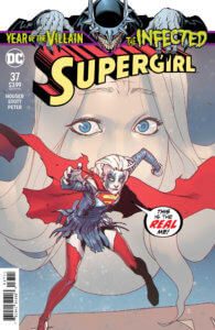 """Dark Supergirl yelling """"THIS IS THE REAL ME"""""""