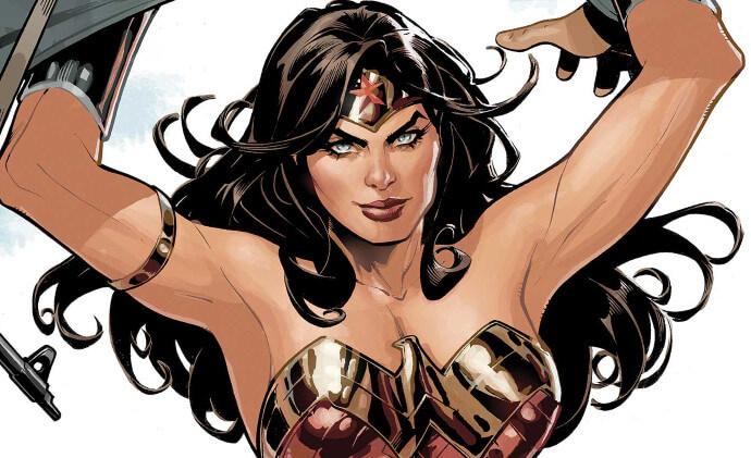 Wonder Woman 58