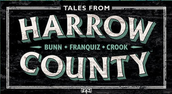 Tales from Harrow County title banner