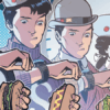 For the Love of Time and Sandwiches: Jughead's Time Police #3-5