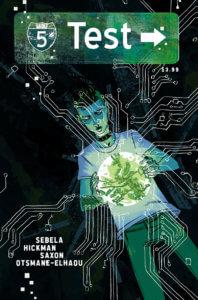 Test #5 (Vault Comics, November 2019)
