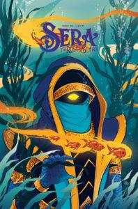 Sera and the Royal Stars #4 (Vault Comics, November 2019)