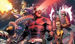 X-Men #2: The Garden of Unearthly Delights