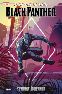 Black Panther: Stormy Weather TPB IDW Publishing