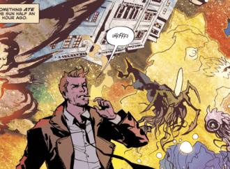The Sandman Universe Presents: Hellblazer #1's John Constantine is the Best Kind of Garbage