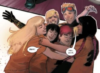 Old Friendships Shine in New Mutants #2