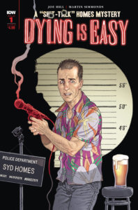 Dying is Easy #1 IDW Publishing