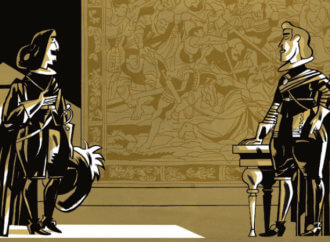 Ladies-in-Waiting (Las meninas) Is a Docu-Drama about Murder, Ambition, Deceit, and Palace Intrigue