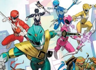 Mighty Morphin Power Rangers/ Teenage Mutant Ninja Turtles #1 Brings Nostalgia & Intrigue