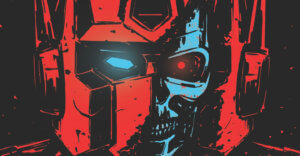 Transformers vs The Terminator IDW Publishing IDW Pubwatch January 2020