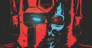 Transformers vs The Terminator IDW Publishing IDW Pubwatch January 2020