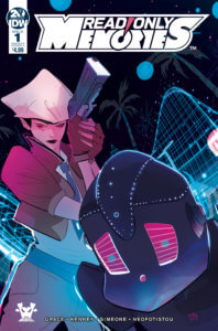 Read Only Memories #1 IDW Publishing
