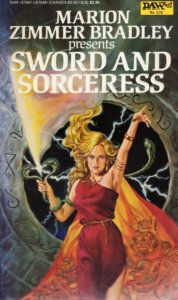 Cover of Sword and Sorceress 1