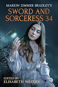 Cover of Sword and Sorceress 34