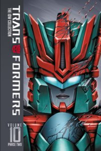 Transformers - The IDW Collection Phase Two, Vol. 10