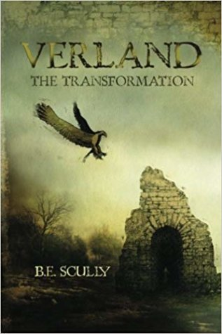 Cover of Verland: The Transformation by B.E. Scully
