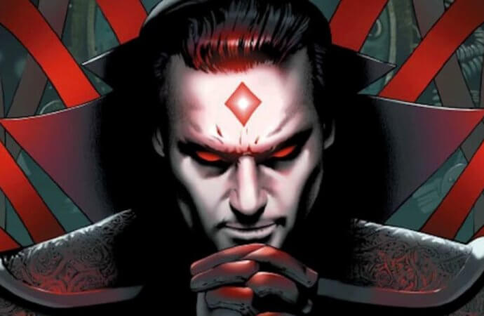 Four-Colour Faves: Jackie Brown presents Mister Sinister