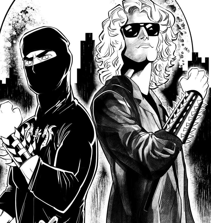 Featured Pic For NSP Comic Review