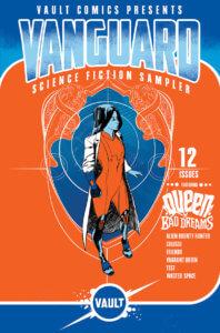 Vanguard Science Fiction Sampler (Vault Comics, December 2019)