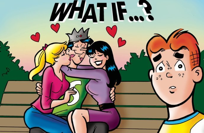 Betty & Veronica Friends Forever: What If #1 is A Regressive Disaster