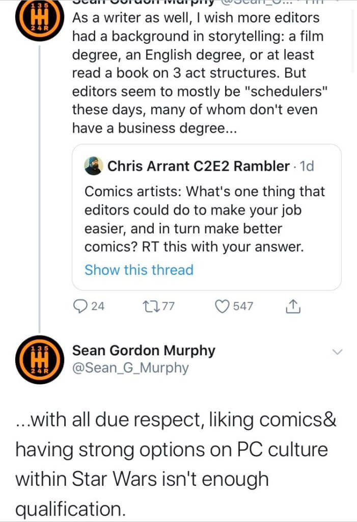DC Pubwatch - January 2020 - Murphy's Tweets