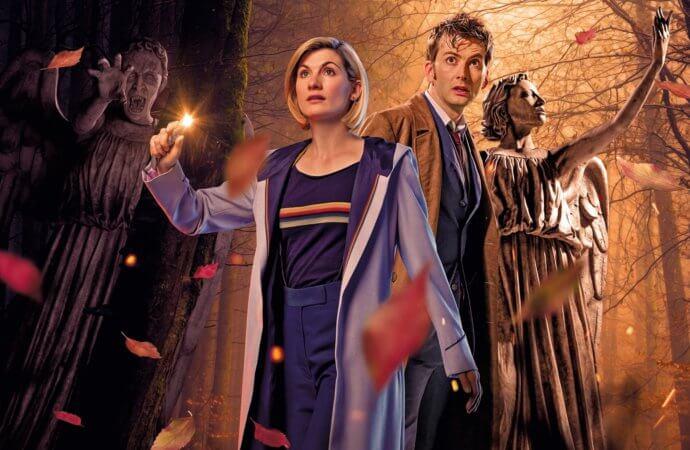 Doctor Who: Thirteenth Doctor Year 2 #1: Weeping Woodstock