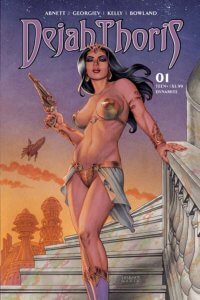 Lisner Variant for Dejah Thoris #1