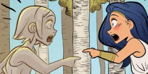Diana: Princess of the Amazons Teaches Parents How to Raise Their Own Amazons