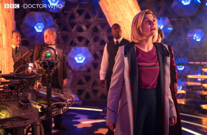 "Doctor Who Goes Nostalgic in ""Nikola Tesla's Night of Terror"""