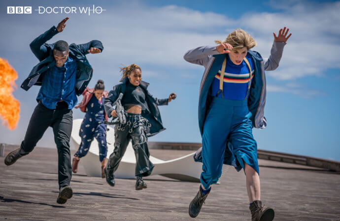 """Doctor Who Challenges Viewers in """"Orphan 55"""""""