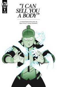 I Can Sell You A Body Cover. IDW Publishing