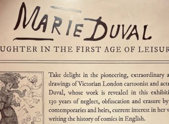 Marie Duval Exhibit Charms and Informs at the Society of Illustrators